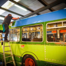 Coach painting Dundee