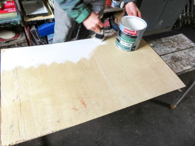 Learn how to paint a panel