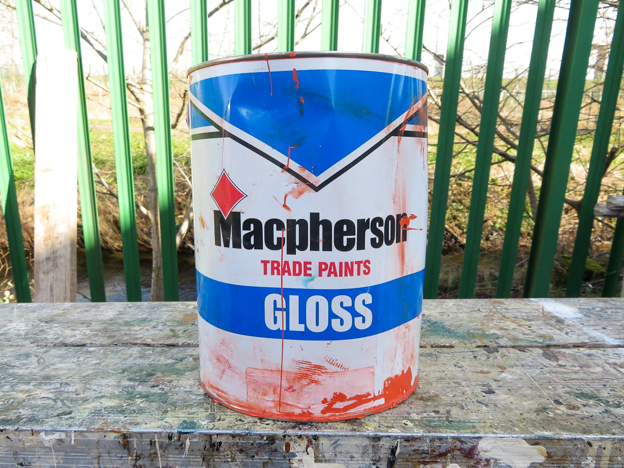 Sign painting services in St Andrews