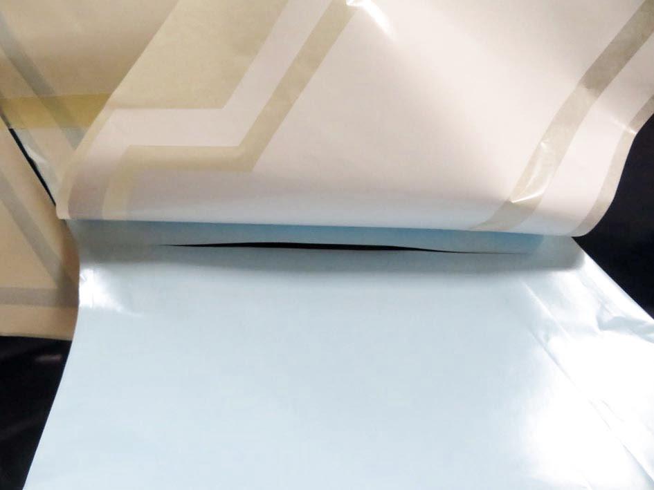 Applying vinyl graphics on vehicles in Arbroath