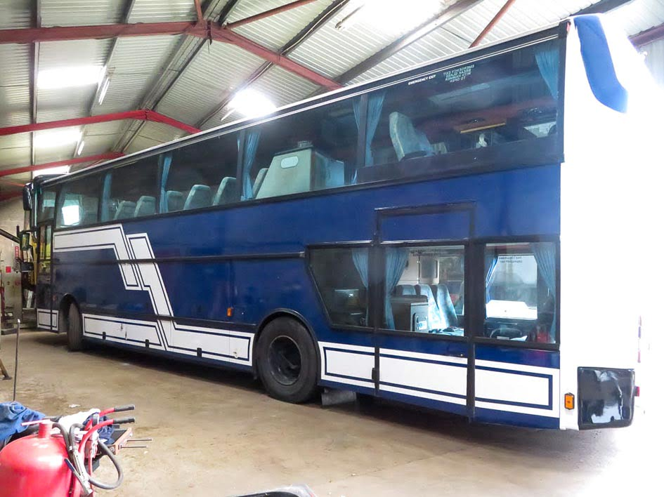 vinyl graphics for buses