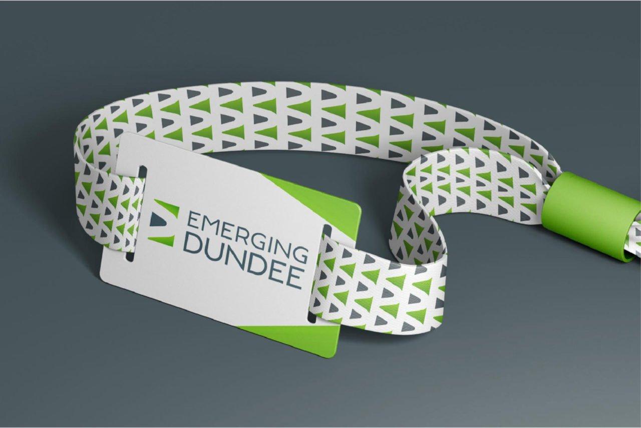 Dundee logo design