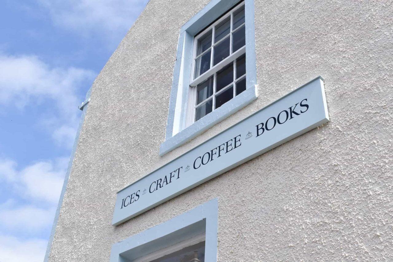 Signwriting in Fife